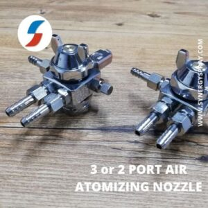 paint spray air atomzing nozzle coating