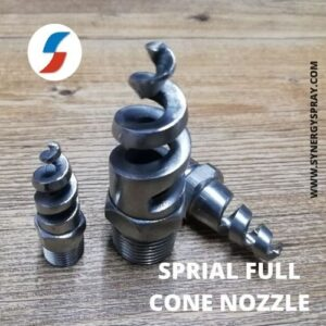Stainless steel full cone spiral nozzle india manufacturer chennai