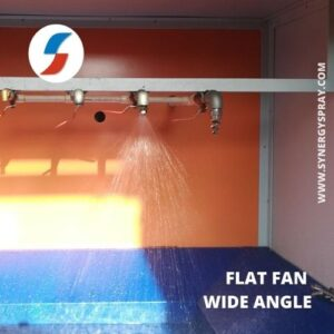 Flat fan wide angle spray nozzle manufacturer in india chennai